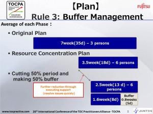 Fujitsu_shortened project duration